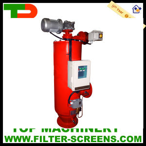 Industrial Back Washing Water Filter or Self Cleaning Filter pictures & photos