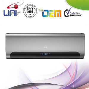 High Eer Popular Wall Split Air Conditioner, Cooling Only, R410A pictures & photos