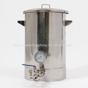 Good Quality Stainless Steel Brew Kettle pictures & photos