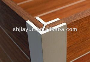 Ceramic Tile Corner Trim Edge Aluminum Extrusion pictures & photos