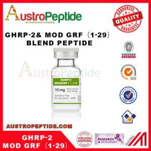 Blend Peptide Cjc1295 Dac, Ipamorelin, Ghrp-2 9mg 12mg pictures & photos