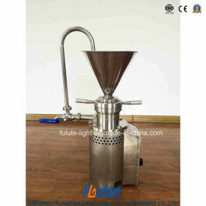 Edible Inox Thick Broad-Bean Sauce Smoothie Blender Colloid Mill pictures & photos