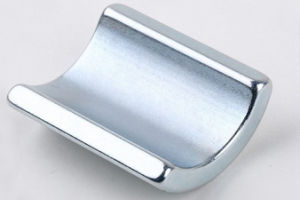 High Quality Arc Segment Neodymium Magnets with ISO14001 pictures & photos