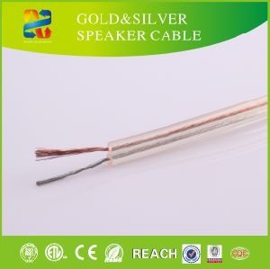 China Hot Selling Audio and Video Speaker Cable with Cheap Price pictures & photos