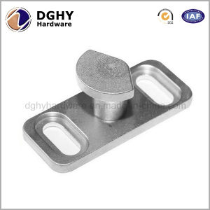 Factory Made Precision CNC Machined Aluminum Milling Spare Parts