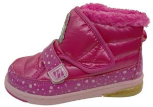 Kids Warm Boot with Wool Lining Kt-61048