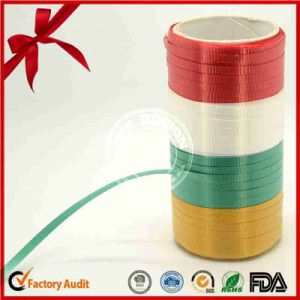 Metallic Curly Ribbon for Wedding Decoration pictures & photos