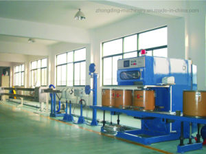 Zd-70 UL Electronic Wire and Automotive Wire Extrusion Machine pictures & photos