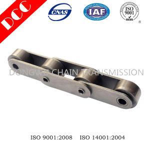 Steel Engineering Industrial Welded Roller Conveyor Chain (DCC) pictures & photos