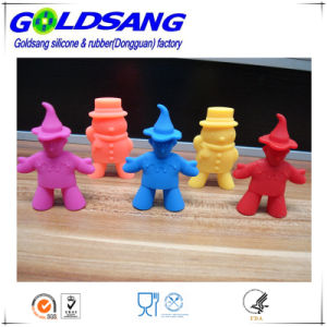 Children′s Favourite Funny Cartoon Clown Silicone Chopstick Holders pictures & photos