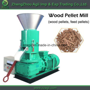 From Sawdust to Biomass Pellets Sawdust Pellet Making Machine pictures & photos