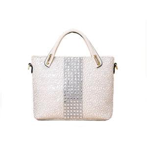 Must-Have Ladies Rhinstone Studded Flora PU Handbag Wzx1170 pictures & photos