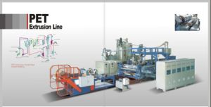 Single Layer Sheet Extrusion Line (PP-HFSJ100/33-700A) pictures & photos