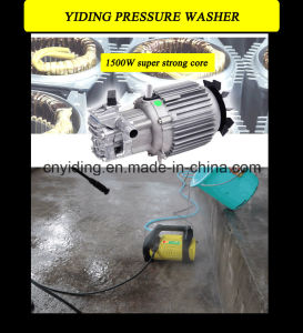 120bar 7L/Min 1.5kw Electric Pressure Washer (HPW-DTE1207DC) pictures & photos