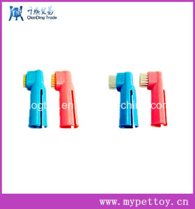 Dog Finger Tooth Brush Pet Dental Care pictures & photos