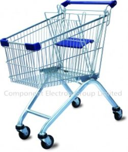 Standard Shopping Cart (100L) pictures & photos