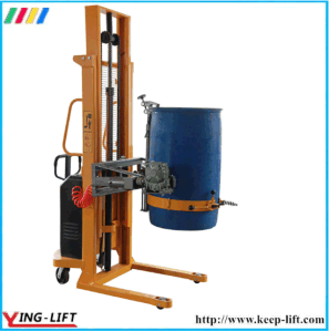 2300mm Lifting Height Drum Rotator with Two Stages Yl450 pictures & photos