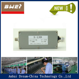 Digital S Band 3950MHz LNB for Project pictures & photos