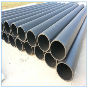 PE80/100 HDPE Drain Pipe of Construction Use Pipe pictures & photos