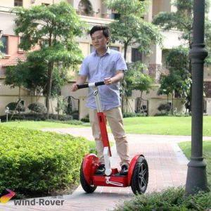 Single Seat Mini Electric Golf Trolley pictures & photos