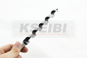 Carbon Steel Kseibi Hex Shank Wood Auger Drill Bit pictures & photos