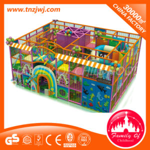 Children Aged 3-12 Indoor Playground Naughty Castle Plastic Toy pictures & photos