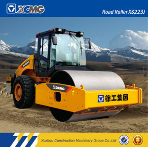 XCMG Official Manufacturer Xs223j 22ton Single Drum Road Roller for Sale pictures & photos
