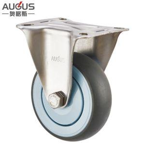 Stainless Steel 304 Series-TPR Wheel