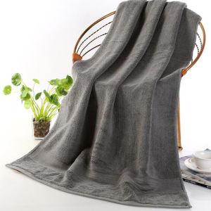 Wholesale High Quality Heavy Dark Color Bath Towel (DPF060544) pictures & photos