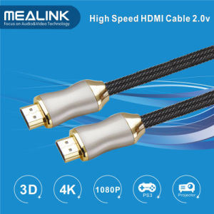 4k Flat HDMI 2.0 Cable pictures & photos