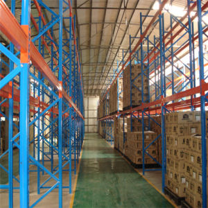 Steel Heavy Duty Warehouse Storage Pallet Rack pictures & photos
