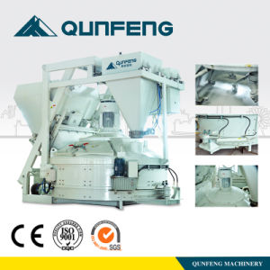 Planetary Concrete Mixer, with Special Designed Device Makes Faster Mixing Speed pictures & photos
