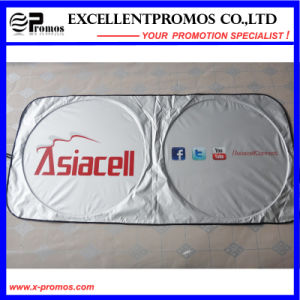 Promotional Polyester Car Sunshade for Front Window (EP-CS1014) pictures & photos
