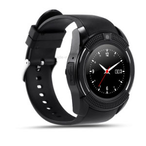 Round View Smart Watch Phone with Multiple Languages (W8) pictures & photos