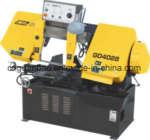 Gd4028 Band Saw Machine with ISO & CE Certificate pictures & photos