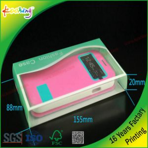 Pet / PVC Plastic Hang Box for Smart Phone Protect Case pictures & photos