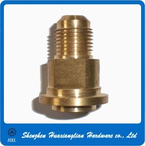 CNC Machining Brass/Copper Turned Parts pictures & photos