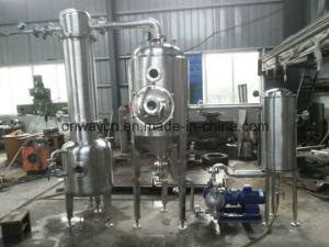 Wz High Efficient Vacuum Raising Film Single Stage Evaporator pictures & photos