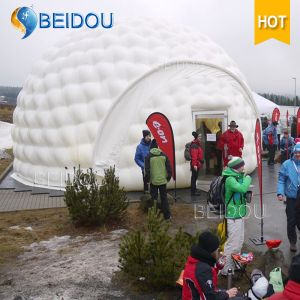 Events Party Wedding Decoration Tents Marquee Military Inflatable Dome Tent Camper Trailer pictures & photos