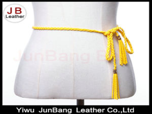 Long Tassel Belt for Women pictures & photos