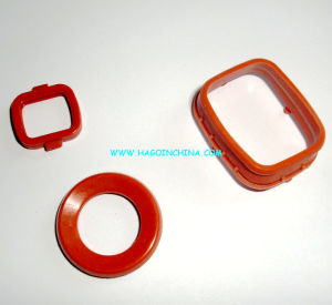 Customlized Silicone Rubber Seal Fitting pictures & photos