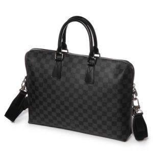 Hottest Selling Fashionable PU Leather Europe Style Briefcase pictures & photos
