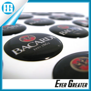 OEM UV Resistant PU Epoxy Resin Dome Sticker pictures & photos