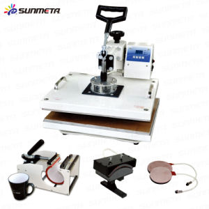 Heat Press Machine 5 in 1 for Mug Printing (SB-400A) pictures & photos