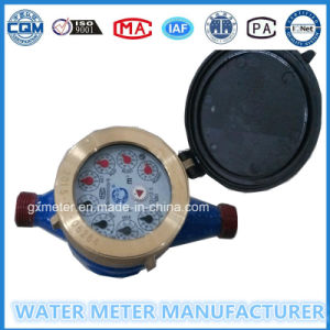 "Mechanical Water Meter with ""C"" Type Dry Dial Register pictures & photos"