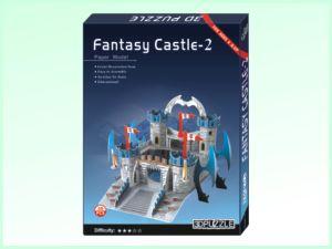 Kids DIY 3D Castle Puzzle Educational Toys (H4551298) pictures & photos