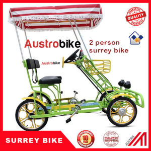 Hot Sale Cheap Surrey Bike 2 Person pictures & photos