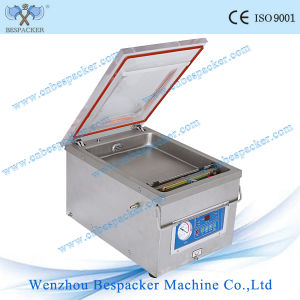 Vacuum Packing Machine Meat with Gas pictures & photos