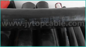 High Quality 20kv Cable XLPE Cable 3 Core Cable Factory pictures & photos