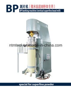Vertical Superfine Bead Mill for Mineral Powder Wet Grinding Machine pictures & photos